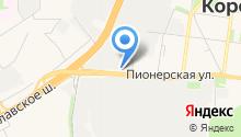 НАНО-СК на карте