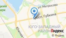 ВитаЛИЯ на карте