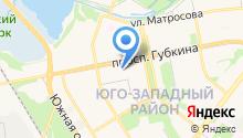 Банкомат, УКБ Белгородсоцбанк на карте
