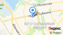 Банкомат, УКБ Белгородсоцбанк, ПАО на карте