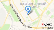 Мастерская по ремонту обуви на ул. Студенческий микрорайон, 21 на карте