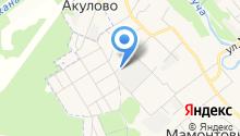 Пушкино-Комфорт на карте