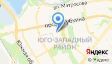 Библиотека №4 на карте