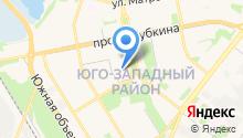 ЛГФ на карте