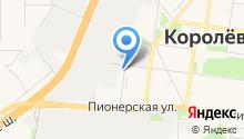 Диммебель на карте