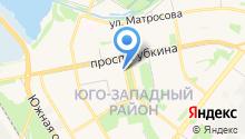 Satel-Net на карте