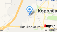 ГорЖилСервис, МУП на карте