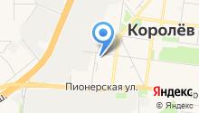 Авто Лекарь на карте