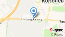 Магазин подарков на карте