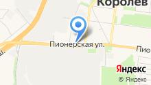 Borodach на карте