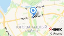 Банкомат, Липецккомбанк, ПАО на карте