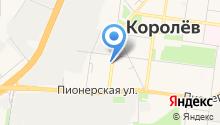 Лепёшка на карте
