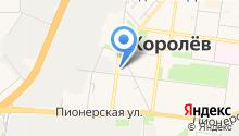 Магазин разливного пива на ул. Ленина на карте