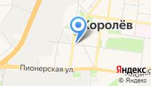 Общественная приемная депутата Московской Областной Думы Ордынской Т.А. на карте