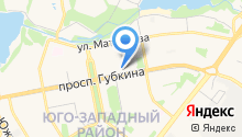 STELS & Service на карте