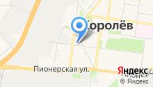 Мастерская по ремонту одежды на ул. Гагарина на карте