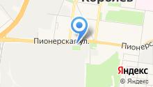 Охрана, ФГУП на карте