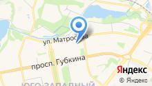 Детская школа искусств им. М.Г. Эрденко №1 на карте