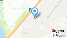 Авак на карте