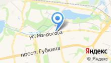 Kega на карте