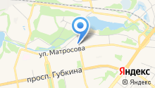 ОЖКХ Набережный, МУП на карте