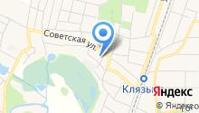 Начальная общеобразовательная школа №16 на карте