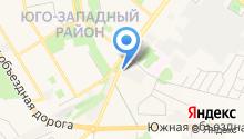 Белгородэнерго на карте