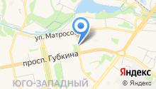 Contact Service на карте