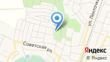 Пушкино на карте