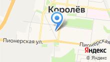 Lerna.ru на карте