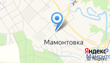Храм иконы Божией Матери Нечаянная Радость в Мамонтовке на карте