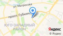 ОПТА-Д на карте
