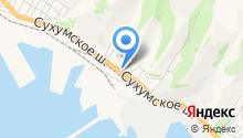 Автобус1.ру на карте
