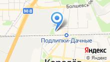 Персонал-Космос на карте