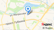 Детский сад №25, Троицкий на карте