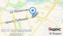 PillarOskol на карте