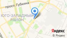 Cafe-bar Мимино на карте
