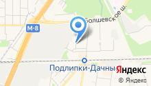Компания Автотехнологии на карте