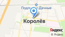 Королёвский центр недвижимости и инвестиций на карте