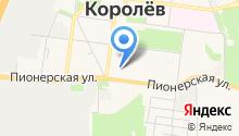 ЗАО «Прибор-М» на карте