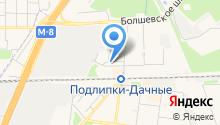 Библиотека №13 на карте