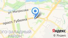 АКБ Металлинвестбанк, ПАО на карте