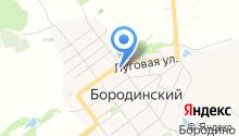 Магазин рыбы на карте