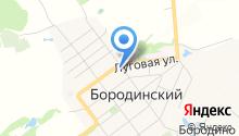 Хмельная бочка на карте