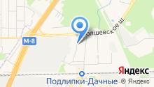 Звезда-2, ЖСК на карте