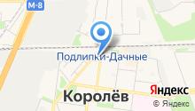 Магазин посуды и домашнего текстиля на карте