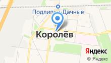 Единая диспетчерская служба главы г. Королёва на карте