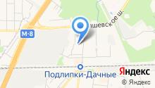 Детский сад №2 на карте