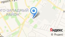 Белгородское бюро судебно-медицинской экспертизы на карте