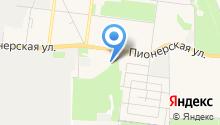 Нотариус Федорова Л.Б. на карте
